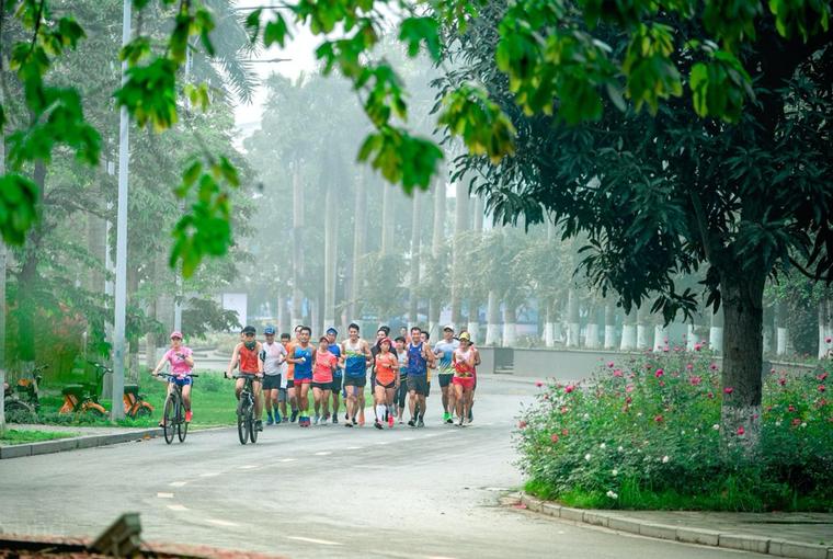Ecopark Marathon 2021 - Ngắm cung đường chạy giữa thiên nhiên 'siêu chất' trước giờ G ảnh 6