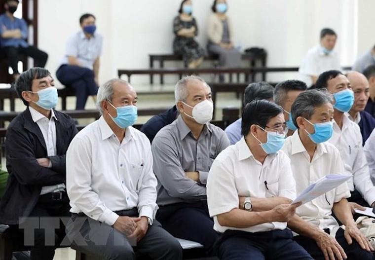 Những điểm nhấn trong phiên tòa sơ thẩm vụ Gang thép Thái Nguyên ảnh 2