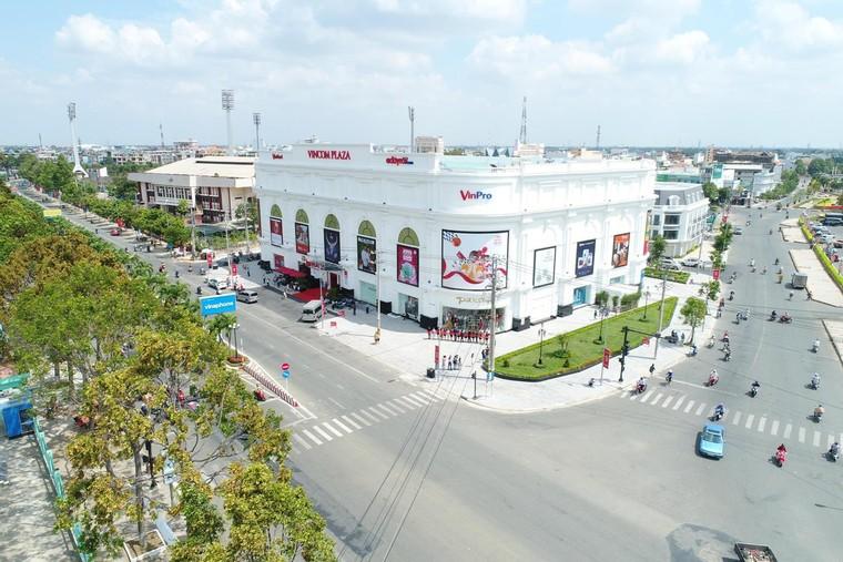 Khai trương ba trung tâm Vincom tại Thanh Hóa, Lâm Đồng, Long An ảnh 1