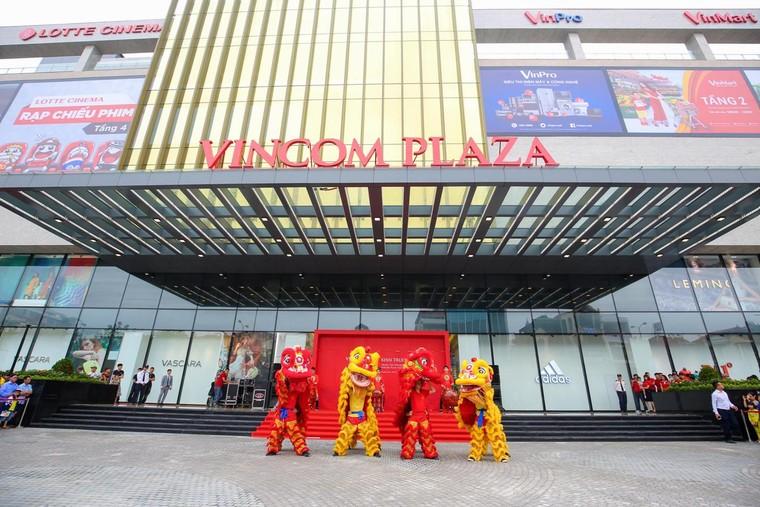 Khai trương ba trung tâm Vincom tại Thanh Hóa, Lâm Đồng, Long An ảnh 2