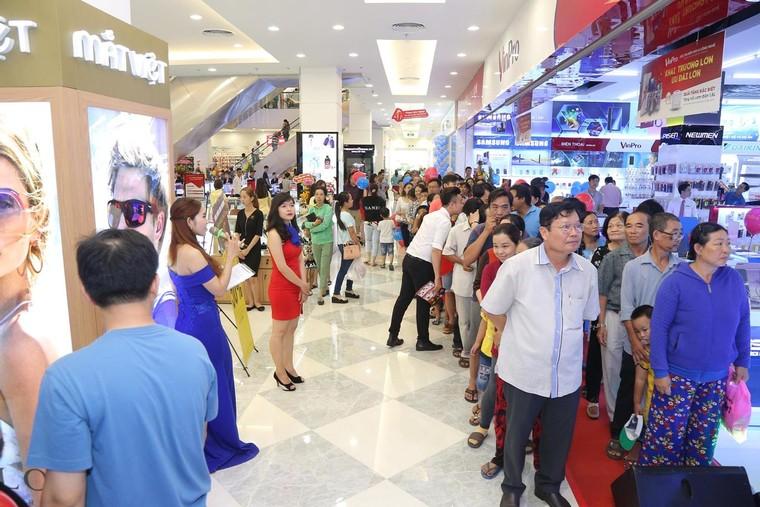 Khai trương ba trung tâm Vincom tại Thanh Hóa, Lâm Đồng, Long An ảnh 5