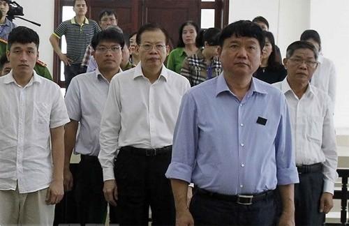 VKS: Ông Đinh La Thăng không có tình tiết giảm nhẹ mới ảnh 1
