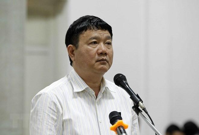 Đinh La Thăng đối đáp gì khi VKS đề nghị tuyên y án 13 năm tù? ảnh 1