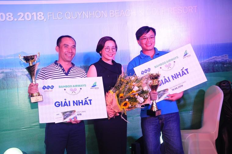 FLC Quy Nhơn: Ngập tràn cảm xúc sau chuỗi hoạt động bên lề chào mừng lễ ra mắt Bamboo Airways ảnh 4