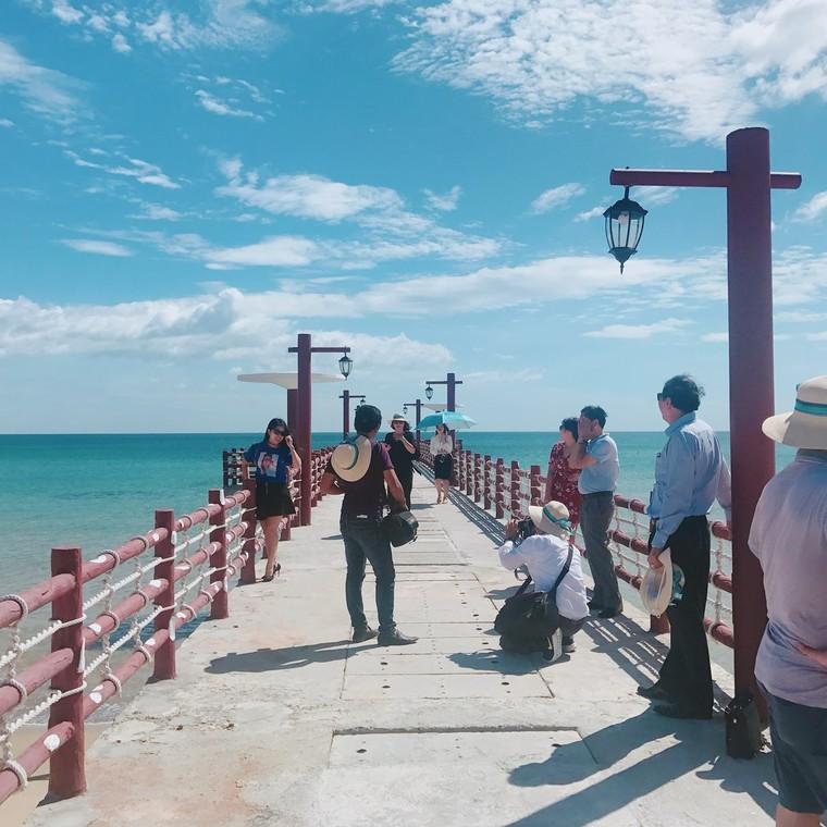 FLC Quy Nhơn: Ngập tràn cảm xúc sau chuỗi hoạt động bên lề chào mừng lễ ra mắt Bamboo Airways ảnh 9