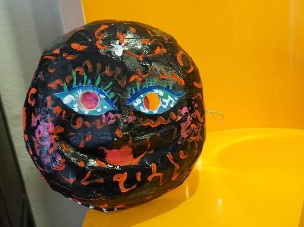Nhóm họa sỹ G39 triển lãm mặt nạ gây quỹ ủng hộ bệnh nhi dịp Trung Thu ảnh 1