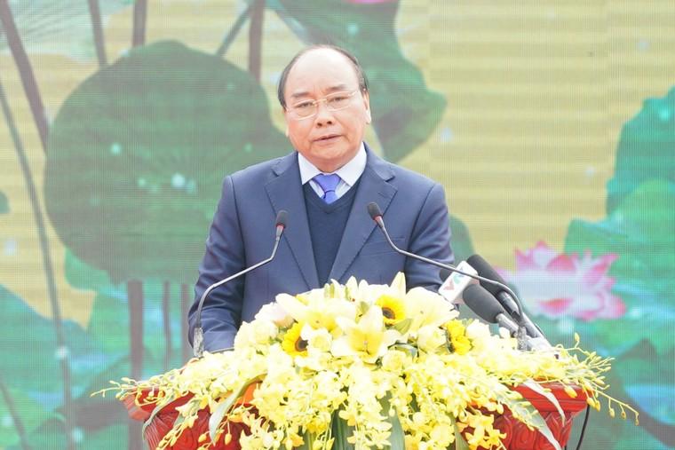 Thủ tướng trao danh hiệu 'Huyện nông thôn mới' đầu tiên vùng Tây Bắc ảnh 2
