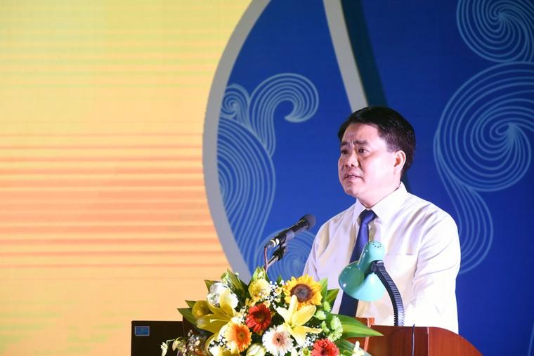 Hà Nội tuyên dương 509 học sinh giỏi tiêu biểu ảnh 5