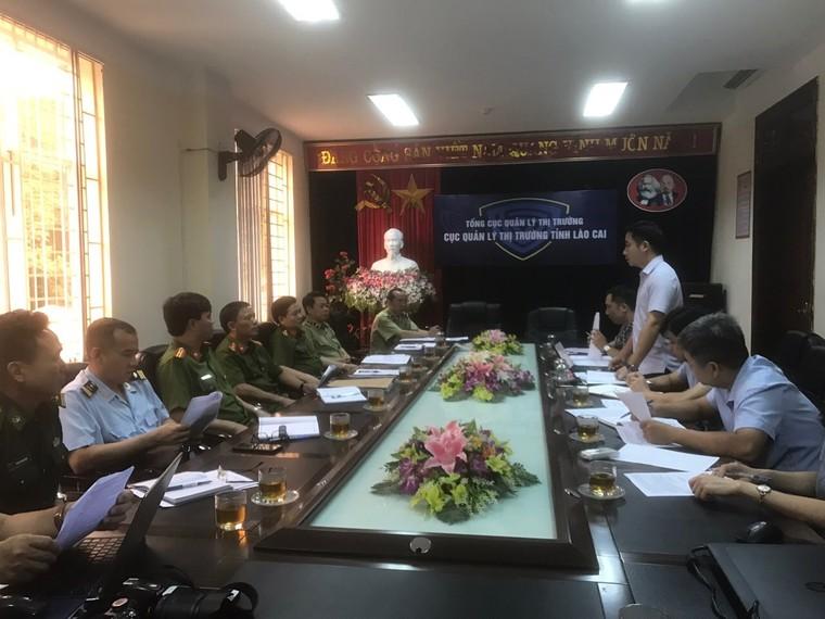 6 tháng đầu năm, Lào Cai khởi tố 108 vụ sai phạm hàng lậu, hàng cấm ảnh 1