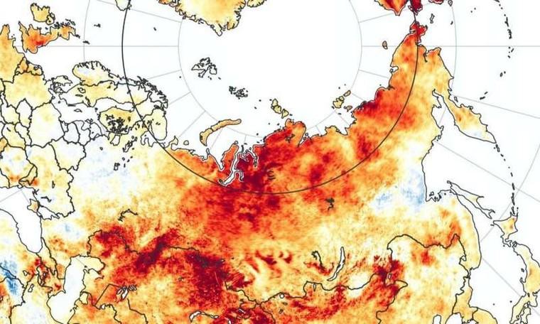 Nguyên nhân thời tiết ở Việt Nam ngày càng nóng ảnh 1