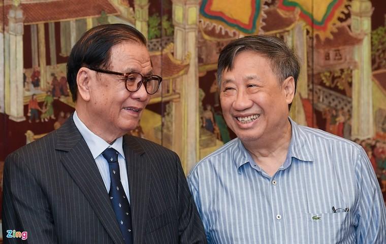 Ra mắt sách kỷ niệm 25 năm Việt Nam tham gia ASEAN ảnh 4