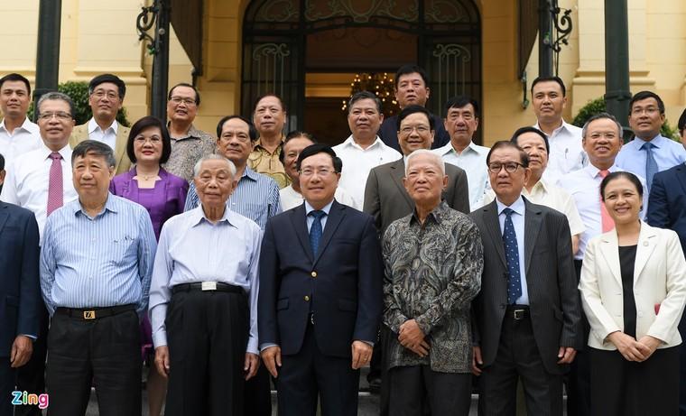 Ra mắt sách kỷ niệm 25 năm Việt Nam tham gia ASEAN ảnh 8
