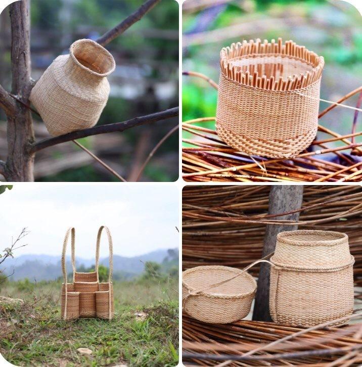 Triển lãm và giới thiệu nghề đan lát của người Cơ Tu ảnh 1