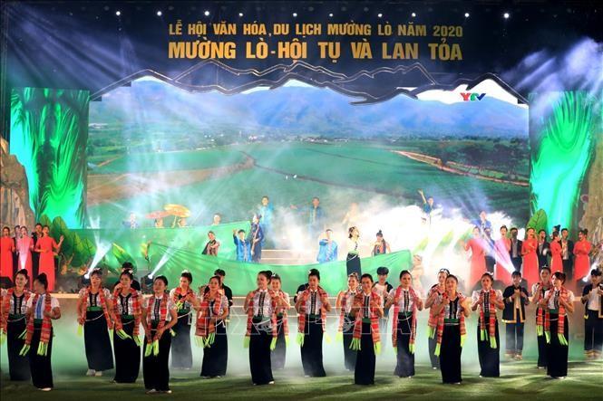 Khai mạc Lễ hội Văn hóa, Du lịch Mường Lò 2020 ảnh 2