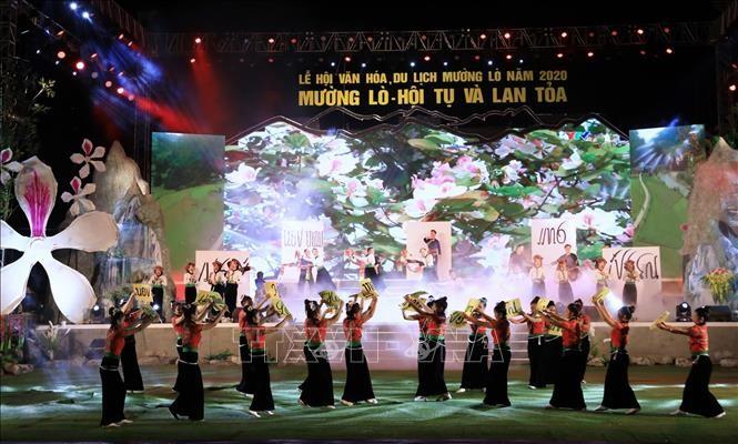 Khai mạc Lễ hội Văn hóa, Du lịch Mường Lò 2020 ảnh 3