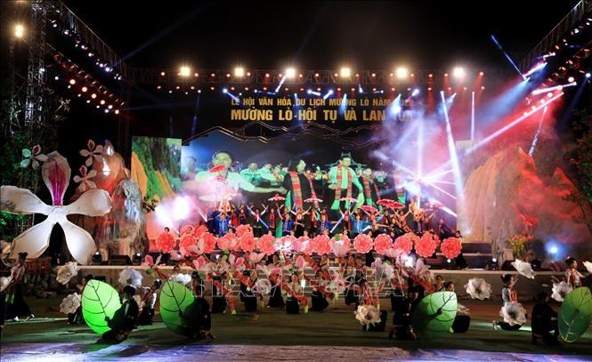 Khai mạc Lễ hội Văn hóa, Du lịch Mường Lò 2020 ảnh 6