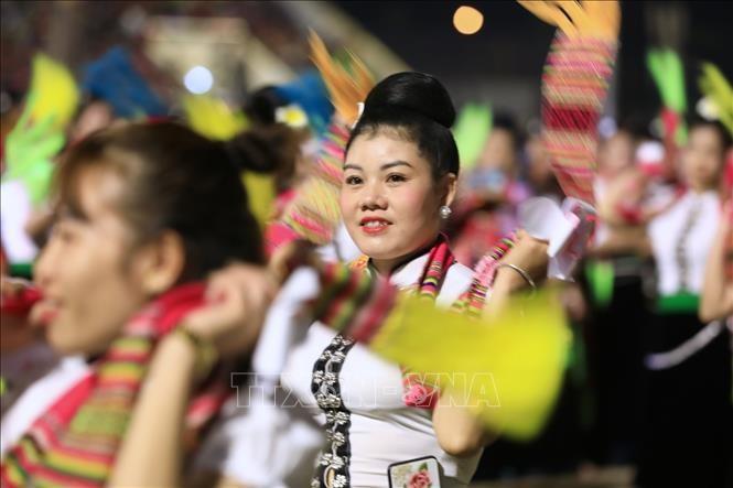 Khai mạc Lễ hội Văn hóa, Du lịch Mường Lò 2020 ảnh 10