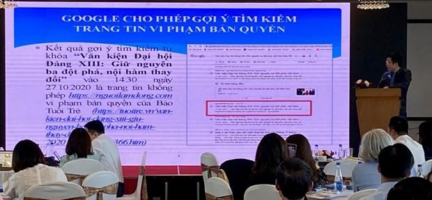 Đề xuất thành lập Hiệp hội bảo vệ bản quyền các tác phẩm báo chí ảnh 1