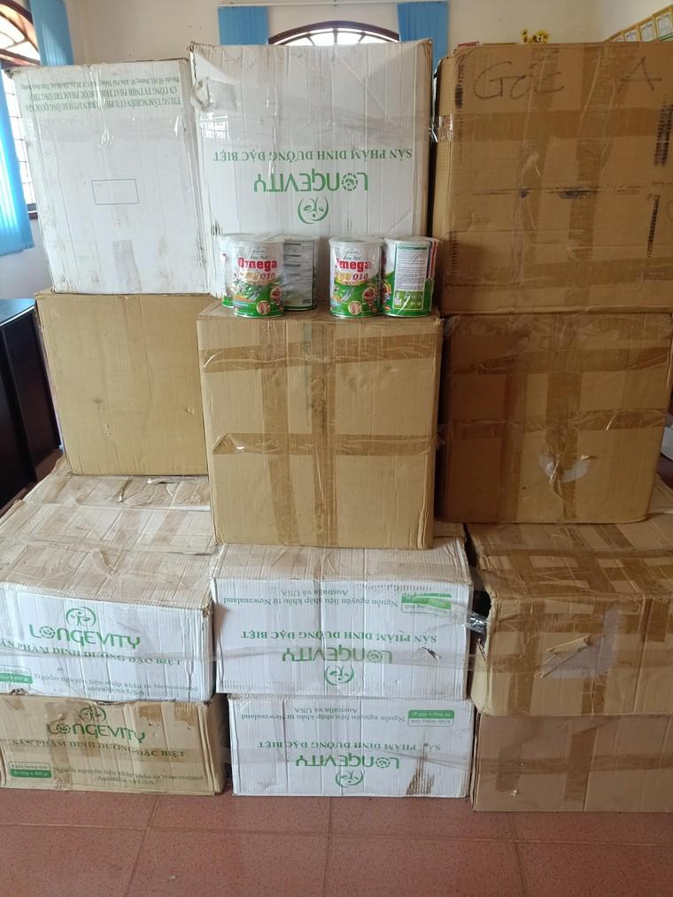Đắk Nông: Xử phạt hành vi buôn bán Sữa bột Omega 369 Q10 Alaska giả ảnh 1