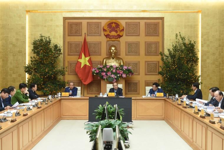 Thường trực Chính phủ họp về các dự án chậm tiến độ, kém hiệu quả của ngành công thương ảnh 1