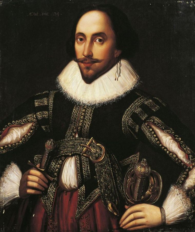 Đi tìm con người thật của William Shakespeare ảnh 1