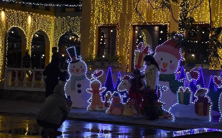 Đà Nẵng mưa lạnh trong Giáng sinh ảnh 3