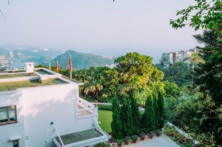 Khu dân cư tập trung giới siêu giàu ở Hong Kong ảnh 1