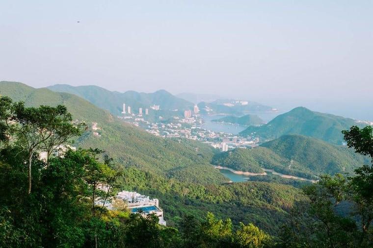 Khu dân cư tập trung giới siêu giàu ở Hong Kong ảnh 9