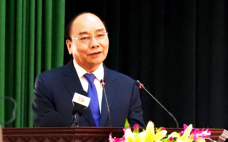Thủ tướng Nguyễn Xuân Phúc thăm, chúc Tết tại Đà Nẵng ảnh 1