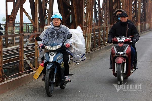 Thời tiết ngày 27/2: Hà Nội mưa rét ảnh 1