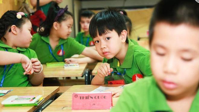 Các trường tư 'hot' ở Hà Nội tuyển sinh lớp 1 và lớp 6 ảnh 1