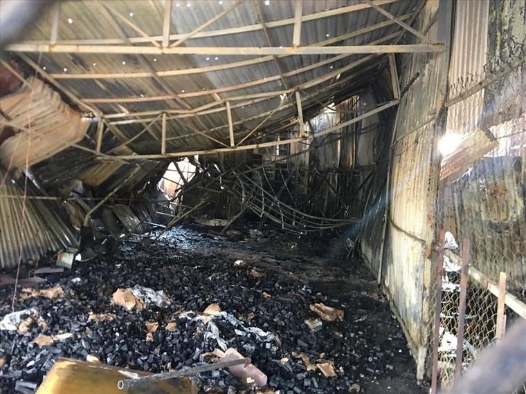 Cháy lớn ở TP. Thủ Đức, 3 căn nhà bị thiêu rụi ảnh 1