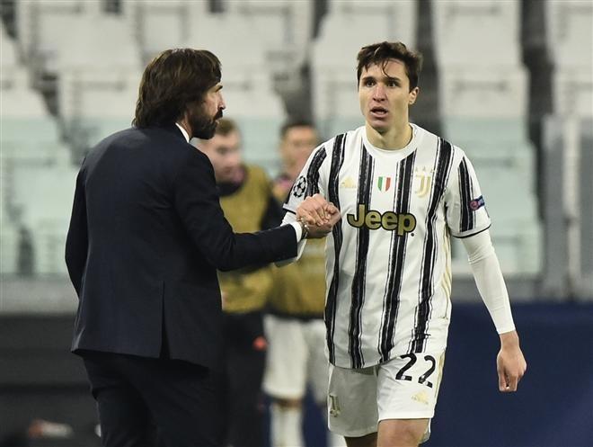 Ronaldo sắp hết thời ở Juventus ảnh 1