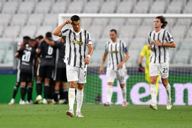 Ronaldo sắp hết thời ở Juventus ảnh 2