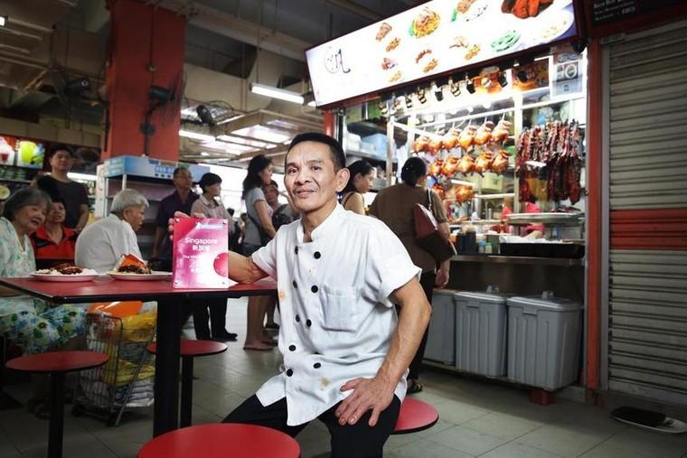 Bữa ăn sao Michelin rẻ nhất thế giới ở Singapore ảnh 2