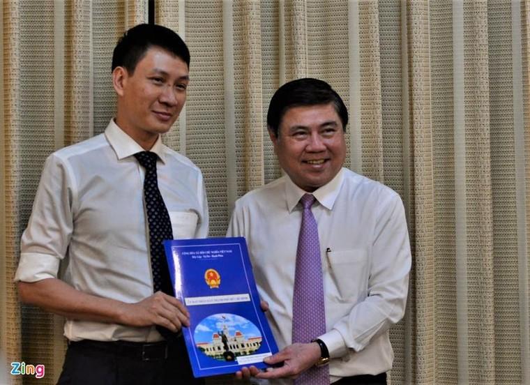 TP.HCM bổ nhiệm hai tân Phó giám đốc Sở ảnh 1
