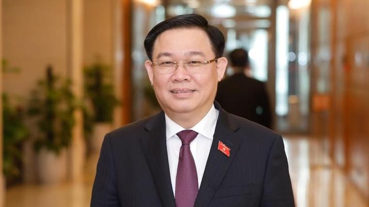 Giới thiệu ông Vương Đình Huệ để bầu cho chức danh Chủ tịch Quốc hội ảnh 1