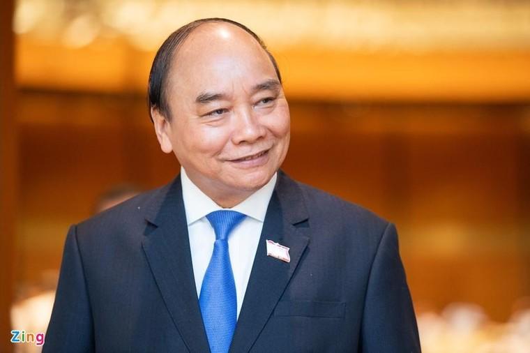 Miễn nhiệm chức Thủ tướng với ông Nguyễn Xuân Phúc ảnh 1