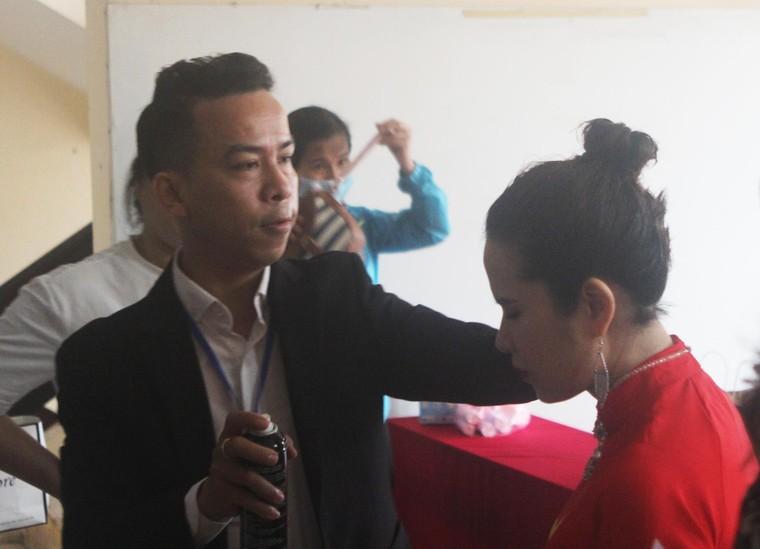 Xoá mọi khoảng cách với giải dancesport cho người khiếm thị đầu tiên tại Việt Nam ảnh 3