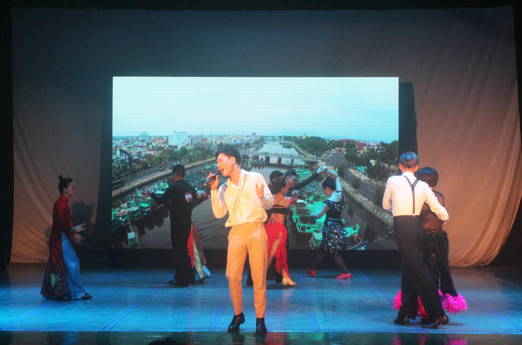 Xoá mọi khoảng cách với giải dancesport cho người khiếm thị đầu tiên tại Việt Nam ảnh 1