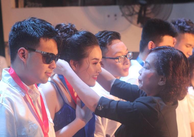 Xoá mọi khoảng cách với giải dancesport cho người khiếm thị đầu tiên tại Việt Nam ảnh 9