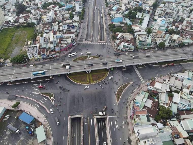 Cao tốc TP.HCM - Mộc Bài dự kiến hoàn thành năm 2025 ảnh 1