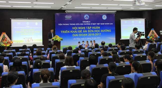 Vinamilk tiên phong vì một Việt Nam vươn cao ảnh 1