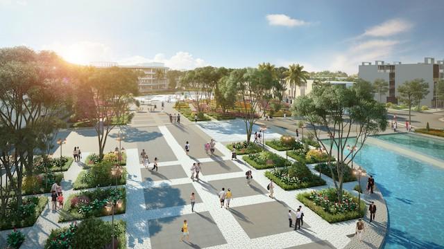 Khám phá Barca, không gian nghệ thuật thi vị tại FLC Lux City Quy Nhơn ảnh 1
