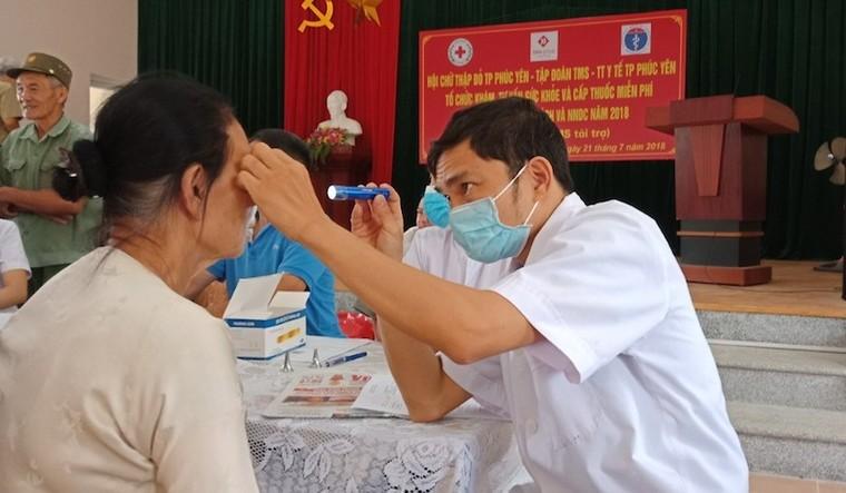 Tập đoàn TMS lan tỏa hoạt động chung tay vì cộng đồng tại Vĩnh Phúc ảnh 2
