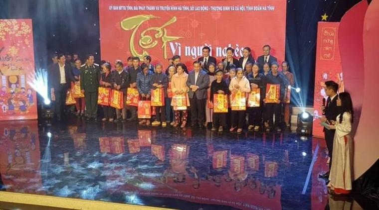 TNG Holdings Vietnam ủng hộ người nghèo Hà Tĩnh 1 tỷ đồng  ảnh 1
