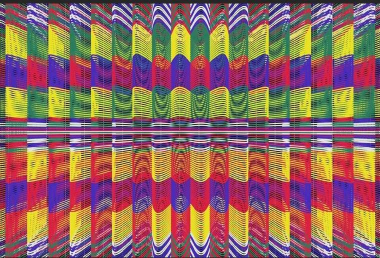 Ấn tượng triển lãm Area Code tại Mỹ của Phạm Hồng Linh ảnh 2