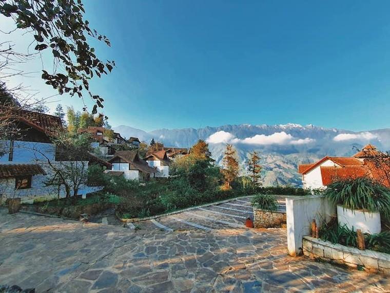 Kỳ nghỉ lãng mạn ở Sapa Jade Hill ảnh 1