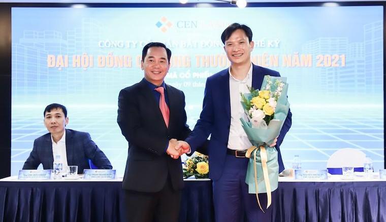 Cen Land (CRE) bất ngờ tăng kế hoạch kinh doanh ngay trong Đại hội đồng cổ đông 2021 ảnh 2
