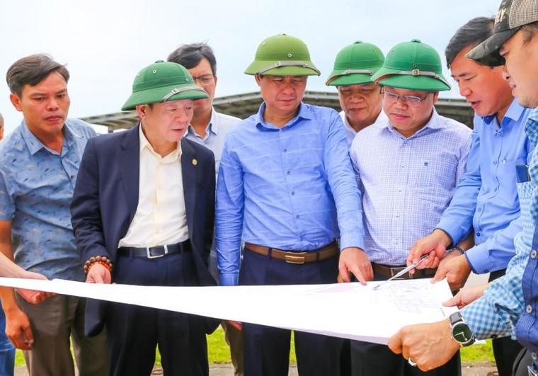 Sân bay Quảng Trị sẽ khởi công vào tháng 9-2021 ảnh 2